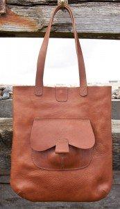 St Leonards Leather Tote Bag