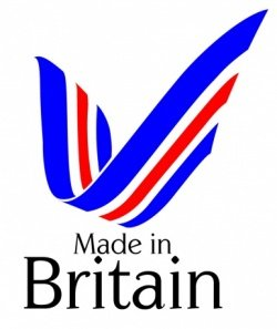 Made in britain logo revealed make it british for Mode in england