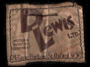Lewis Leather Label