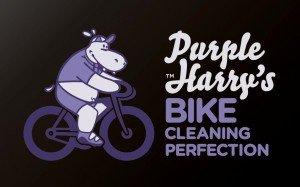 Purple Harry Bike Floss