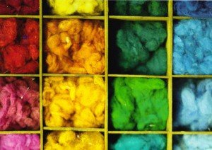 Harris Tweed Colours