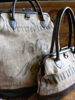 Tamara Fogle Flour Sack Bags