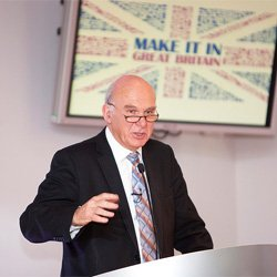 Make it in Great Britain - questions for Vince Cable