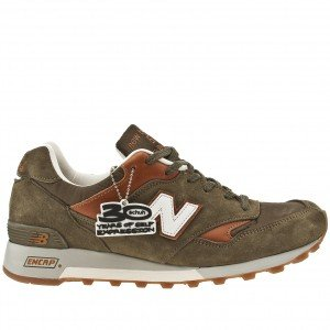 New Balance trainers: made in England