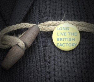 Long live the British Factory: Common Sons