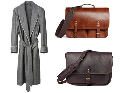 British luxury goods from the Merchant Fox
