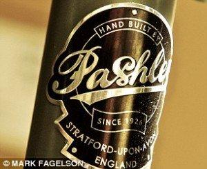 British made bicycles - Pashley