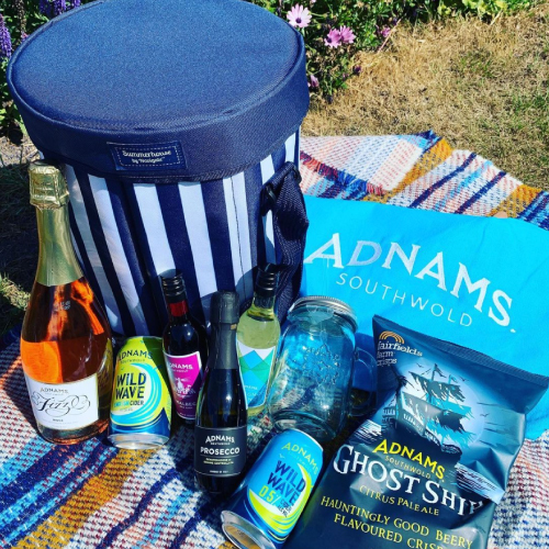 Adnams Southwold food and drink, UK-made gifts