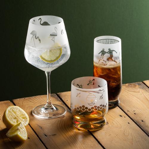 Dartington Crystal glassware, UK-made gifts