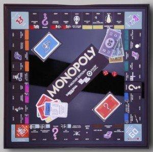 Pemberton & Milner Leather Monopoly