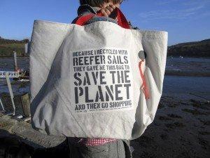 Reefer Sails Supporter Bag