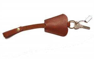 St Leonards Leather Key Fob
