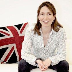Tiffany London, founder of Tiffany Rose maternitywear