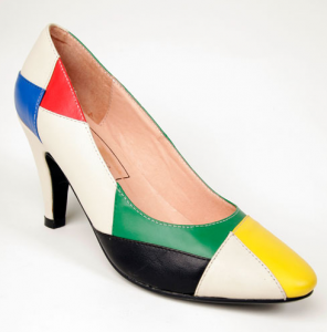 Yull shoes 'Stratford' court shoe