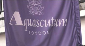 Aquascutum factory to close