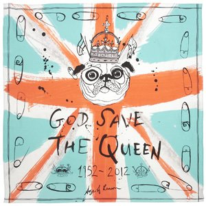 God Save the Queen Scarf by Age of Reason