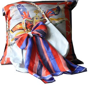 Jubilee Teardrop bag