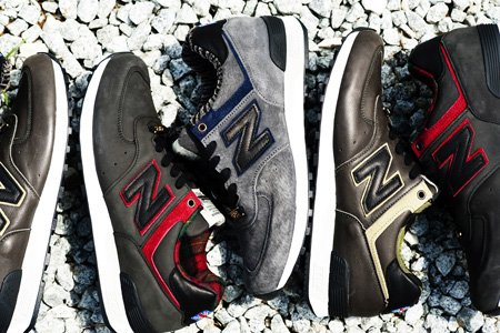 The New Balance 576 Cutting Room Pack