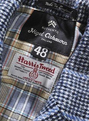 Harris Tweed & Nigel Cabourn collaboration