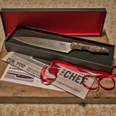 Interview Ben Edmonds Creator Of Blok Knives