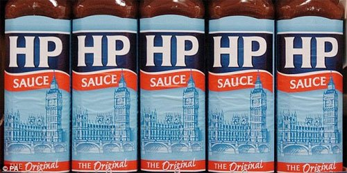HP Sauce - no longer made in Britain