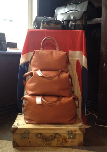 Quality leathergoods from Tusting