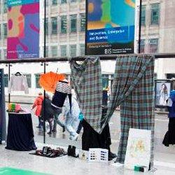 UKFT Made in Britain exhibition