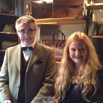 Eric Musgrave & Kirstie McDougall