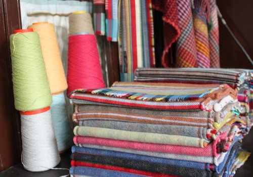 Wallace Sewell woven textiles