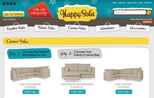 Happy Sofa