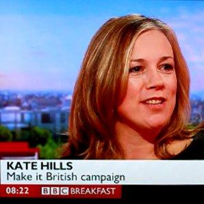 Make it British on BBC Breakfast