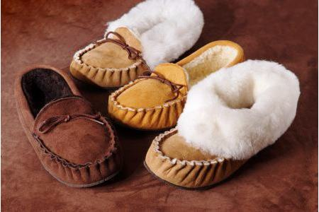 Sheepland Slippers