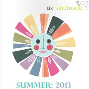 UK Handmade Magazine Summer 2013