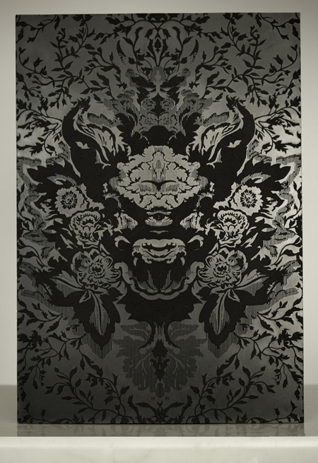 Brintons Carpets And Timorous Beasties Collaboration