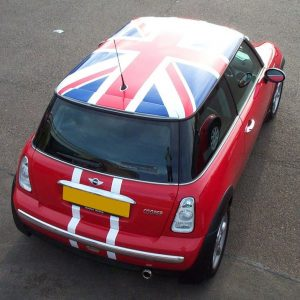 British-made mini