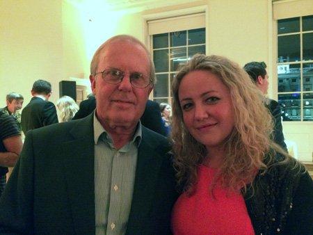 David Stewart and Beth Mottershead