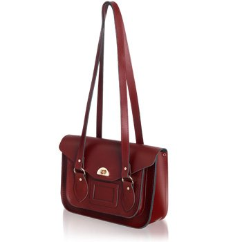 Cambridge Satchel: Shoulder Bag