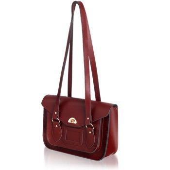 Cambridge Satchel: Shoulder Bag