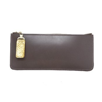 Doe Leather Pencil/Makeup Case