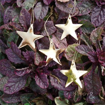 Happy & Glorious Star Decorations