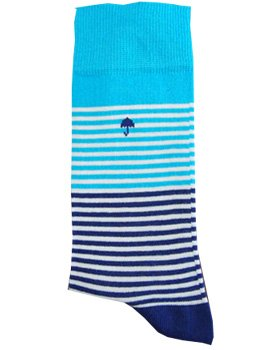 OXFORD socks Parr - Blue