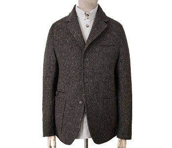 SEH Kelly Tetris Tweed Blazer