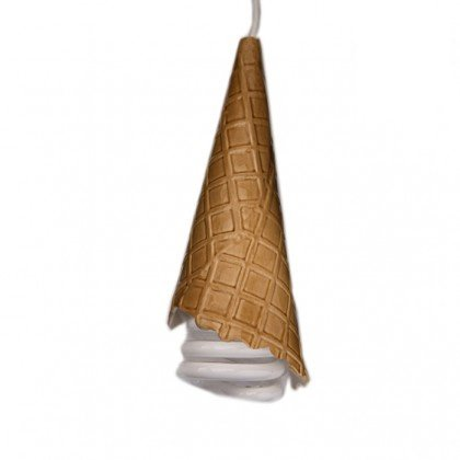 Cone Light by Alex Garnett