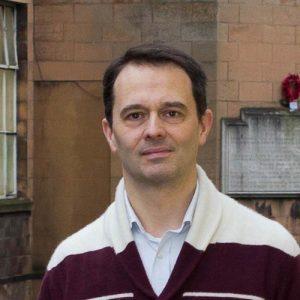 Ian Maclean, Managing Director, John Smedley