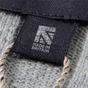 Made in Britain label