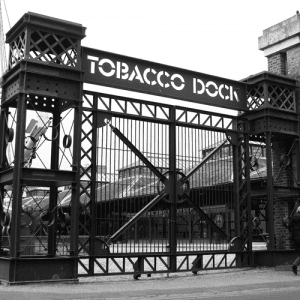 Meet the Manufacturer 2015 Tobacco Dock