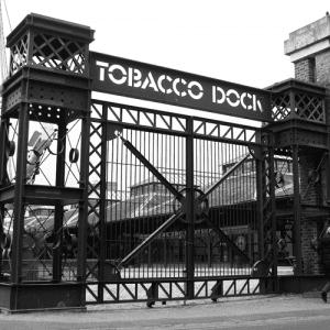 Meet the Manufacturer 2015 Tobacco Dock