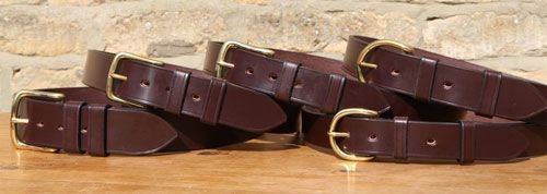 Worcestershire Leather Company Belts