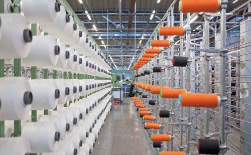 Lancashire textile manufacturing