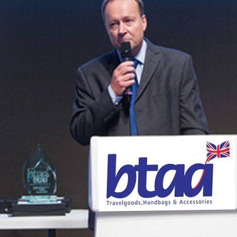 BTAA FAshion Accessories Made in Britain Award